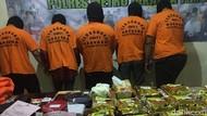Polisi: 14 Kg Sabu di Jaktim Akan Dipasok ke Lapas Cipinang