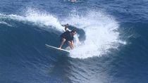 Potret Peselancar Australia yang Tewas karena Papan Patah di Bali