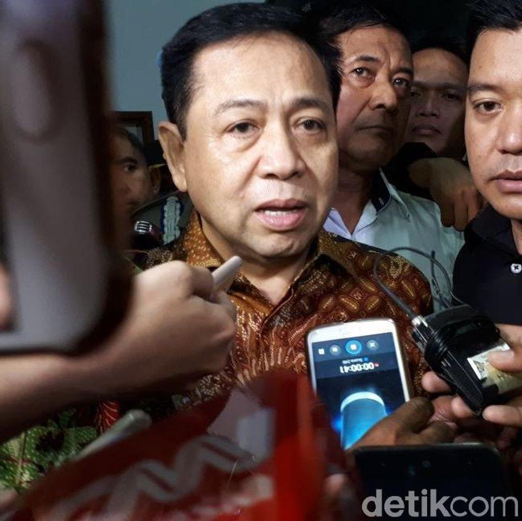 Golkar Tunggu Putusan Inkrah untuk Pecat Novanto