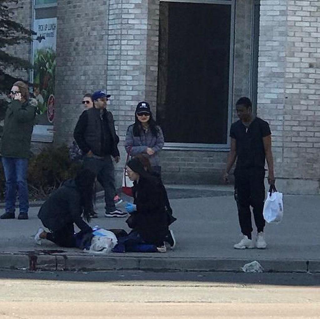 9 Tewas Ditabrak Van di Toronto, Justin Trudeau Berduka