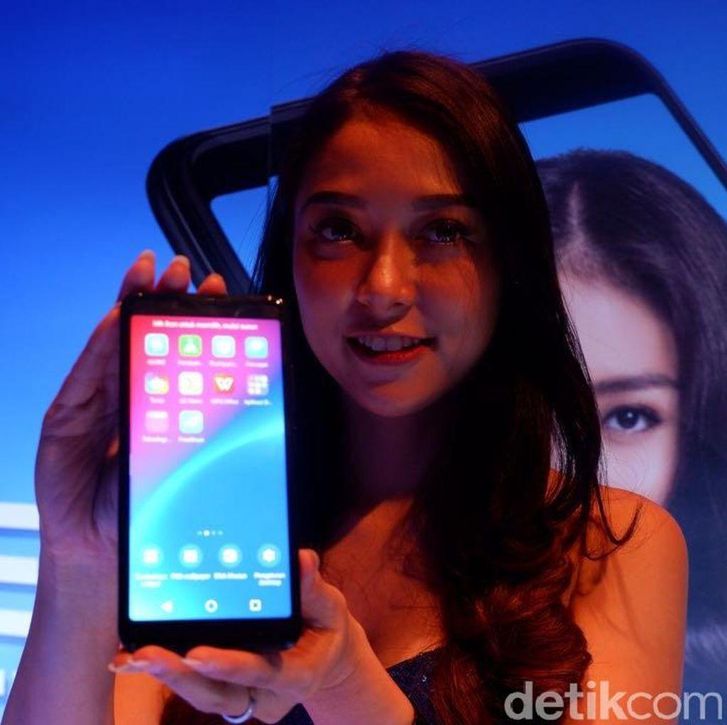 Penampakan Ponsel Advan Penantang Xiaomi Rp 1,5 Juta