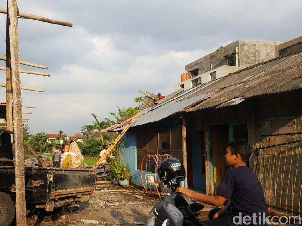BPBD DIY: 47 Rumah dan 2 Kampus Terdampak Puting Beliung
