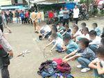 Hendak Tawuran, 26 Pelajar di Bogor Ditangkap Bawa Sajam dan Jimat