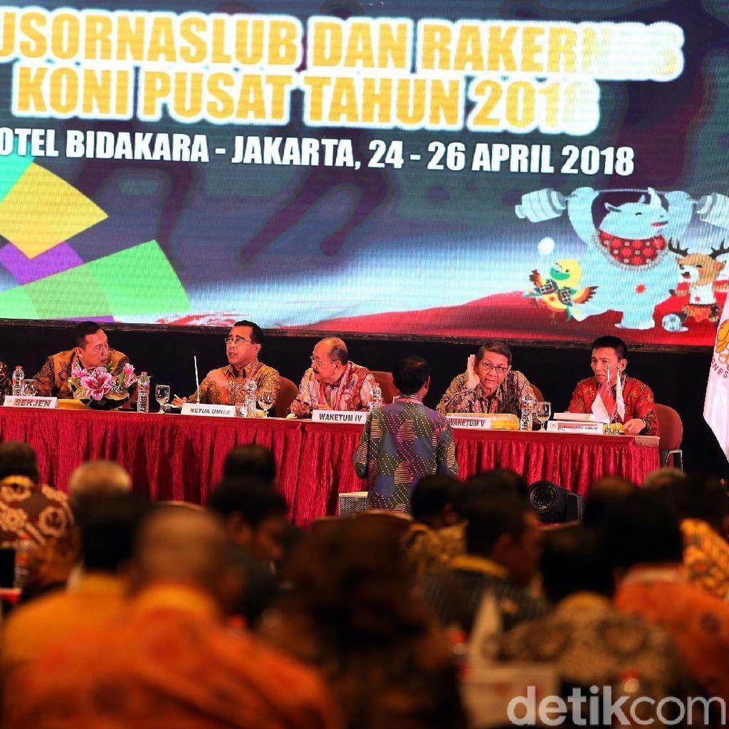 Aceh dan Sumatera Utara Tuan Rumah PON 2024