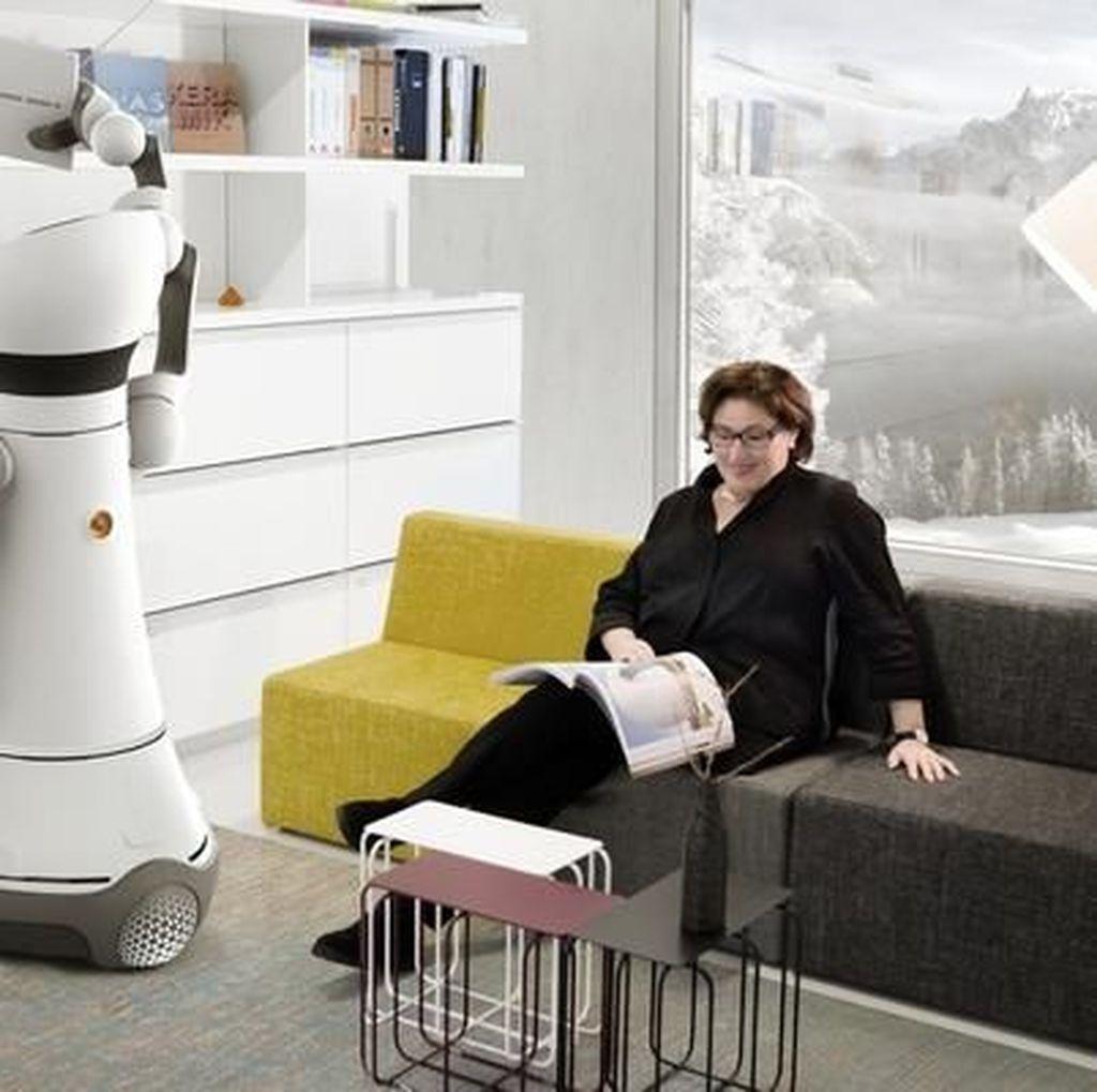 Amazon Bakal Produksi Robot Pembantu?