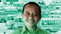 Kisah Mantan Sopir Angkot Jadi Pengusaha Sukses