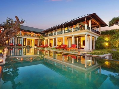 Foto: Villa Mewah Milik Hotman Paris di Bali