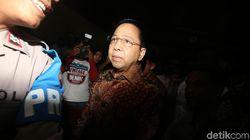 Tak Ada Elite Golkar yang Temani Novanto di Sidang Vonis