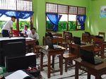 13 Unit Laptop untuk UNBK di SMP Muhammadiyah Koja 14 Dicuri