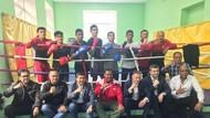 Begini Cerita Para Petinju Indonesia Berlatih di Ukraina