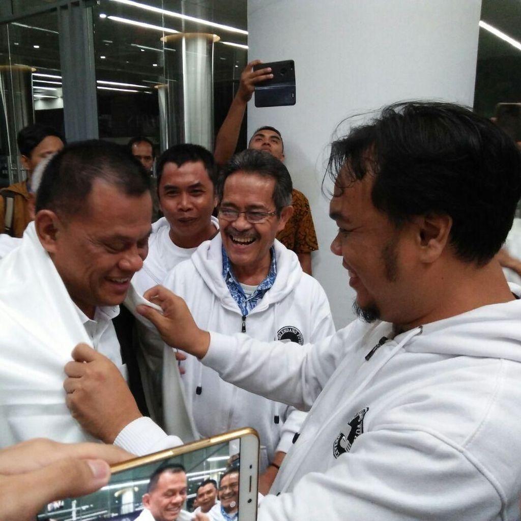Relawan Selendang Putih Resmi Capreskan Gatot Nurmantyo
