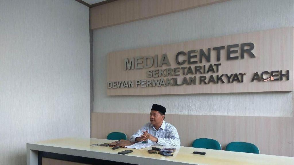 Ini Awal Perseteruan Anggota DPRA dan Gubernur Aceh di Medsos
