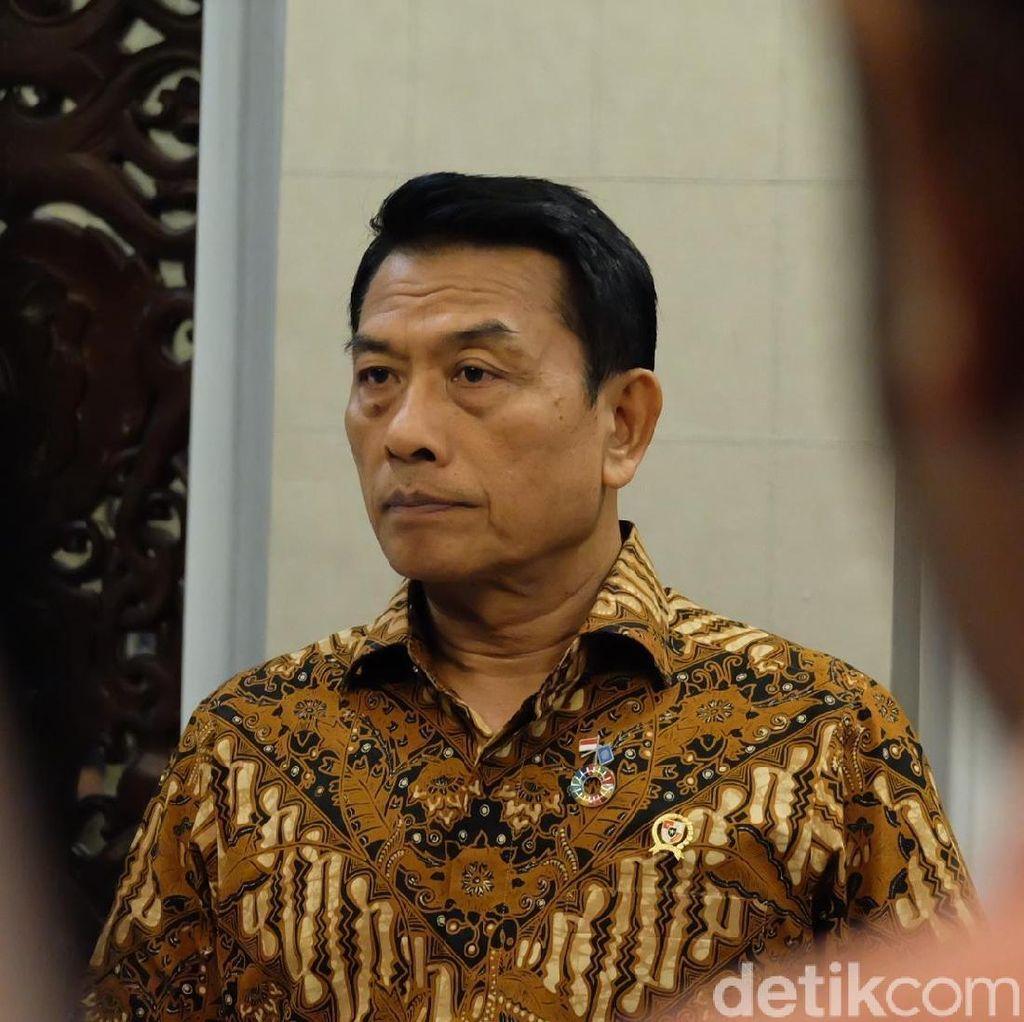 Soal TKA Asing, Moeldoko Tegaskan Nasionalisme Jokowi Teruji
