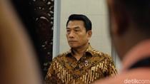 Ini Alasan Moeldoko Siap Pasang Badan untuk Jokowi