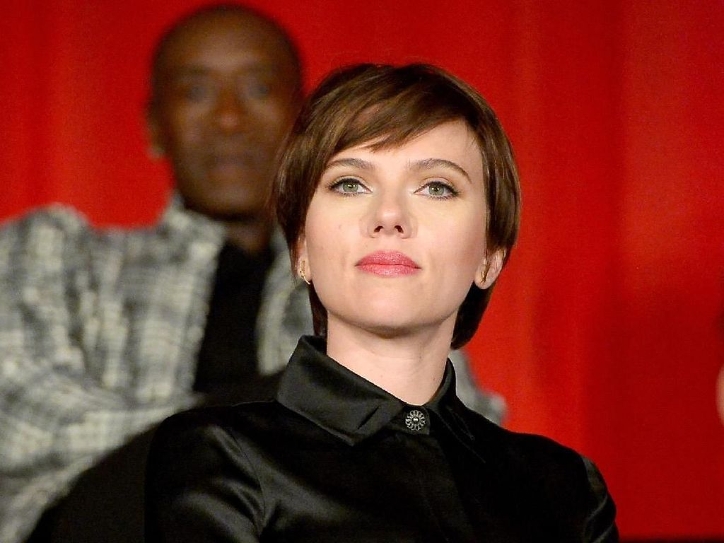 Anak Scarlett Johansson Percaya Ibunya Superhero Betulan