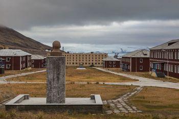 Penampakan 'Kota Hantu' di Lingkar Kutub Utara