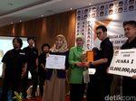 Aplikasi Karya Mahasiswa IPB Jadi Pemenang Kompetisi Pilgub Jabar