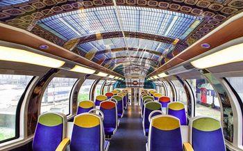 Ini Kereta atau Museum Berjalan?
