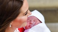 Anak ke-3 Kate Middleton Jadi Bayi Pangeran Inggris Terbongsor