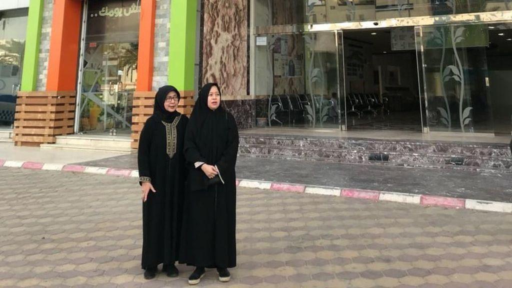 Puan: Layanan Haji Meningkat, Umat Khusyuk Beribadah