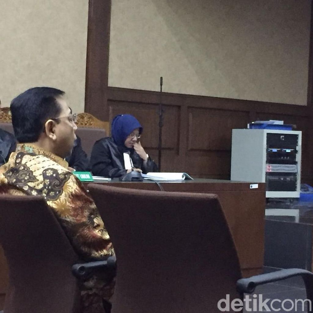 Setya Novanto Dihukum Bayar Uang Pengganti USD 7,3 Juta