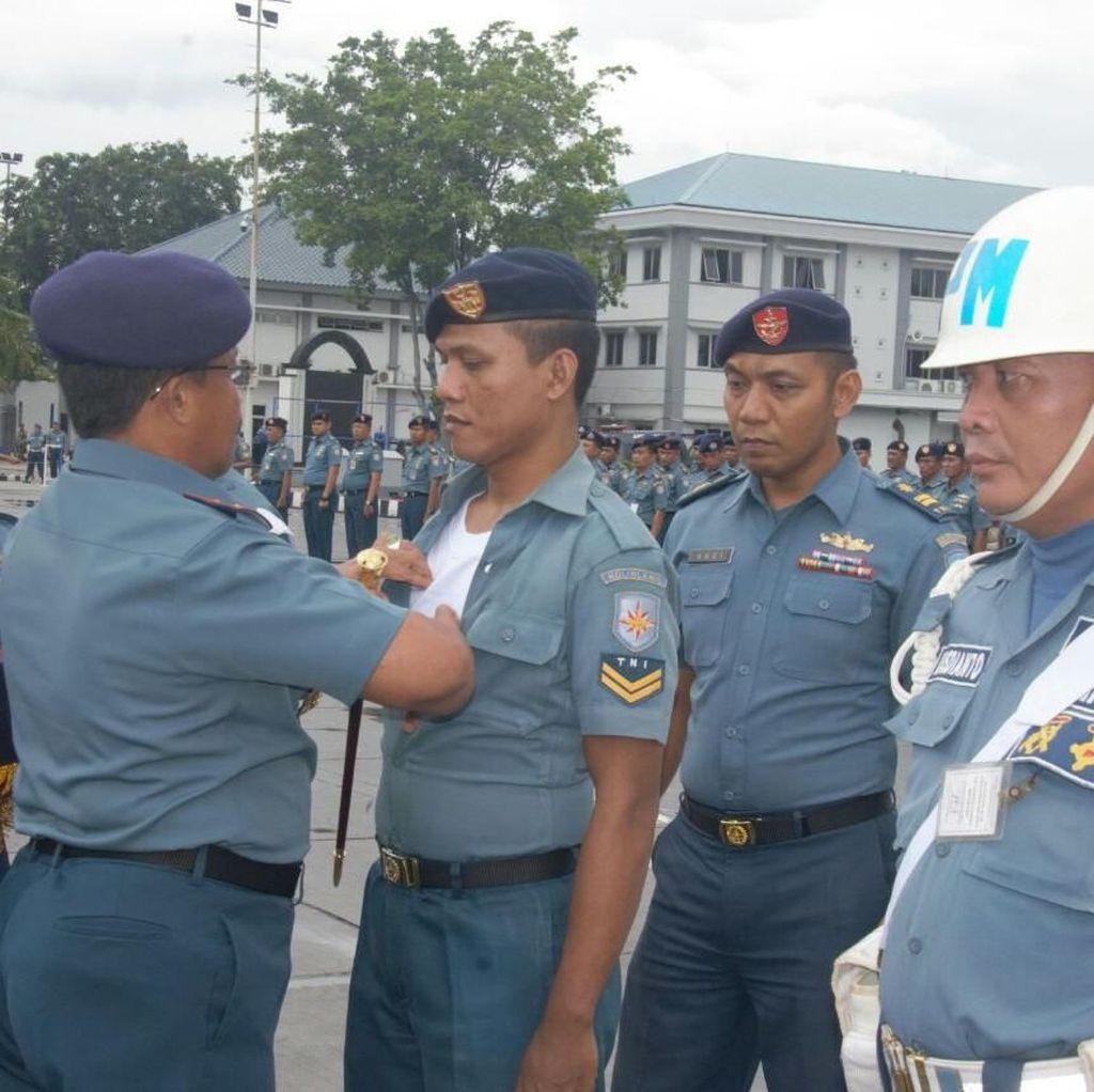 Terlibat Penyekapan Warga, Prajurit TNI AL Dipecat