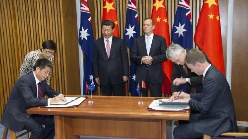 Hibah Pemerintah Australia ke Perusahaan China Disoroti