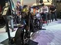 Moge untuk Pemula dan Touring Jadi Primadona Harley-Davidson di IIMS 2018