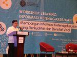 Lewat Medsos, Kemnaker Perluas Informasi Ketenagakerjaan