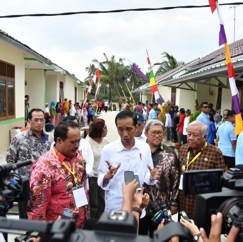 Jokowi Minta Rumah untuk Nelayan di Pangandaran Diperbanyak