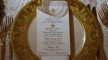 Mengintip Menu Makan Malam Macron dan Trump di Gedung Putih