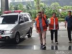 Dipanggil KPK, Keponakan Novanto Bawa Ransel Hitam