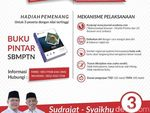 Respons Bawaslu soal Try Out SBMPTN Paslon Sudrajat-Syaikhu