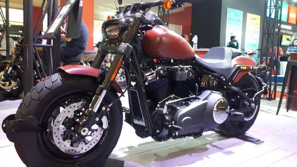 6 Motor Seksi Harley-Davidson di IIMS 2018
