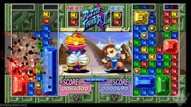 Capcom Tutup Game Puzzle Fighter Pertengahan Tahun
