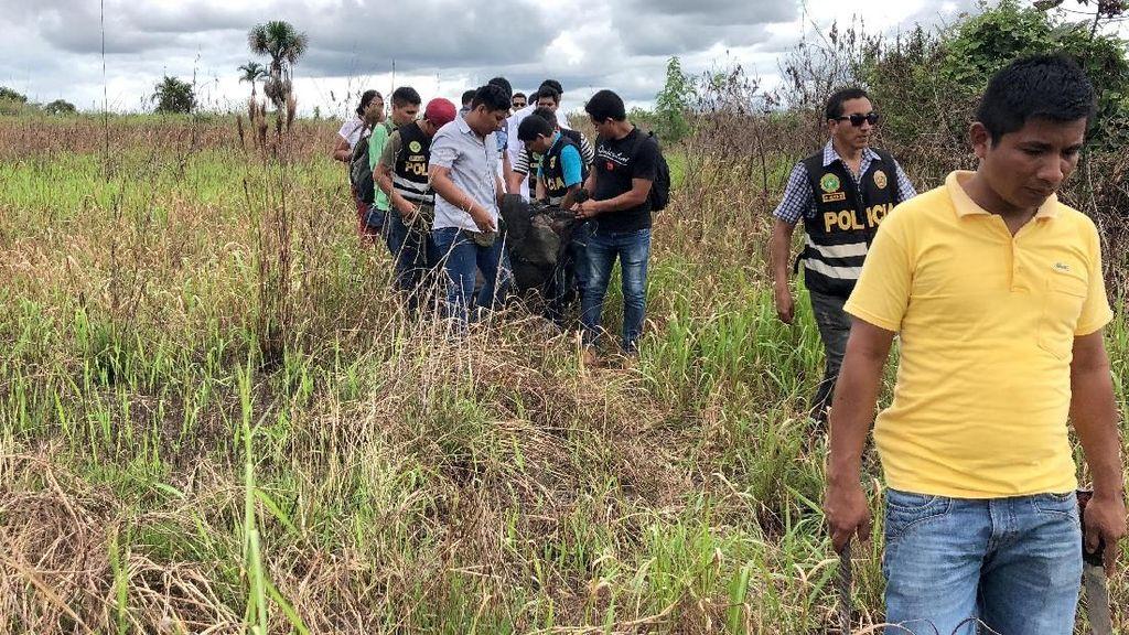 Dituduh Bunuh Dukun di Peru, Pria Kanada Tewas Dihakimi Massa