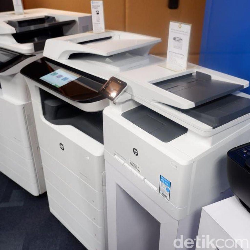 Waduh! Ada Perusahaan Indonesia Dibobol Hacker via Printer