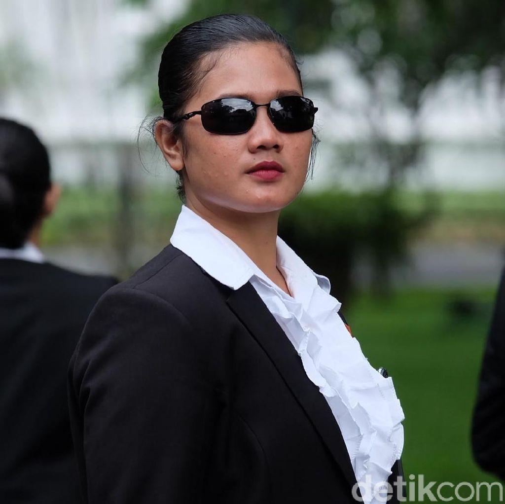 Foto: Sertu Vera-Serda Nancy Cerita Pengalaman Jadi Jokowis Angels