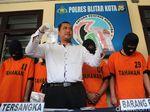 Direktur Lembaga Rehabilitasi Blitar Tertangkap Nyabu Penyuluh BKKBN