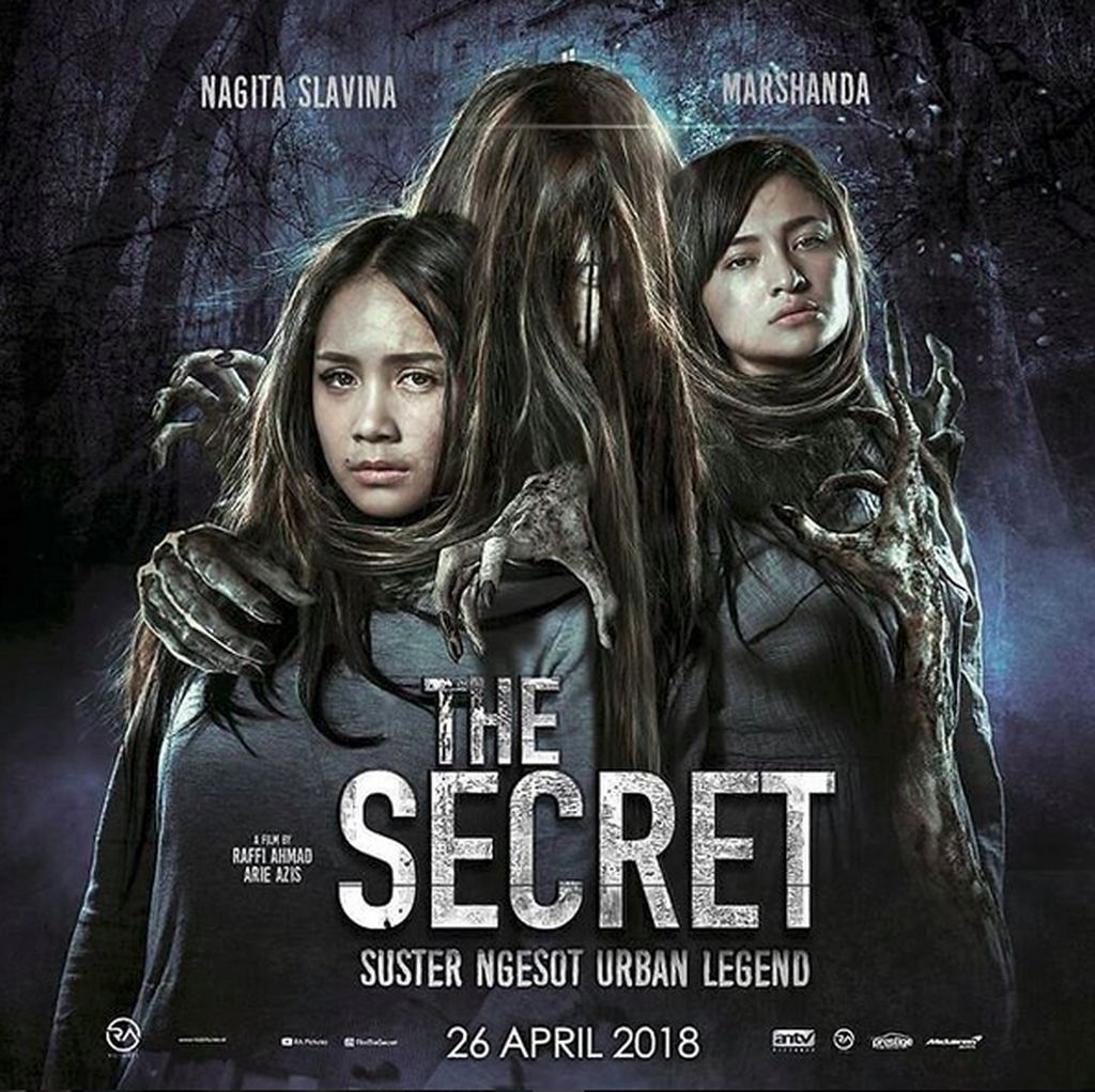 Deretan Cameo Terkenal di Film The Secret: Suster Ngesot Urban Legend