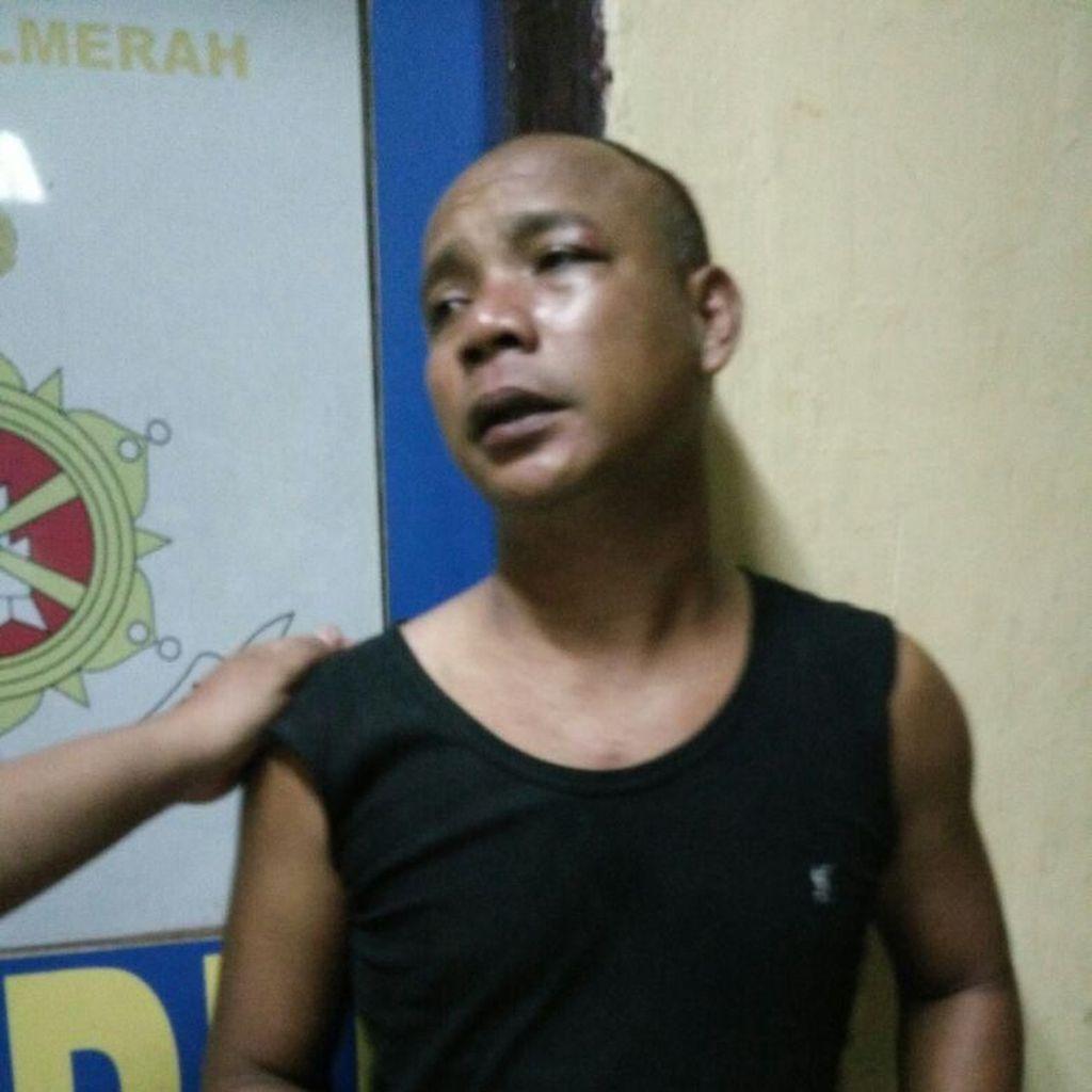 Modal Airsoft Gun, Polisi Gadungan Peras Warga di Kampung Boncos