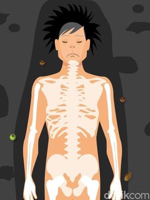 Manusia Paleometalik dari Subang
