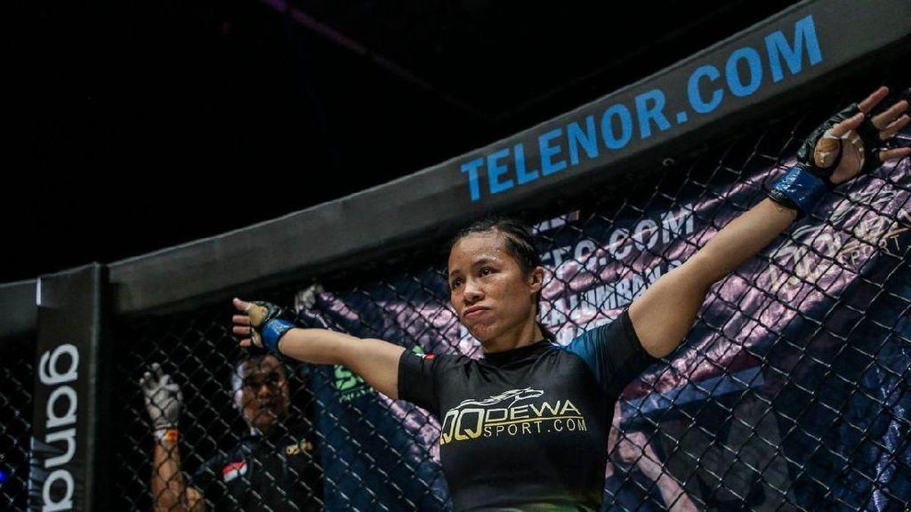 Melawan Stigma Petarung Wanita di ONE Championship