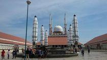 Masjid Agung Jawa Tengah yang Tak Sekadar Tempat Ibadah