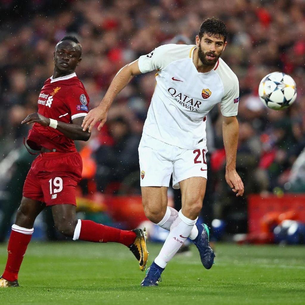 Sebut Roma Masih Berpeluang, Fazio: Jangan Lupa Bagaimana Kami ke Semifinal