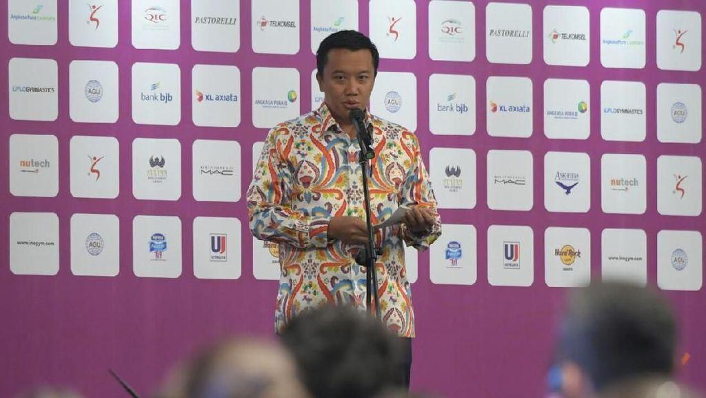 Menpora Tegaskan Bonus Asian Games Naik 250 Persen