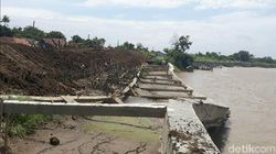 Kawasan Pantura Brebes Siaga Banjir Kiriman dari Bumiayu