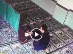Terekam CCTV! Aksi Pria Gondol Uang Infaq di Masjid Salatiga