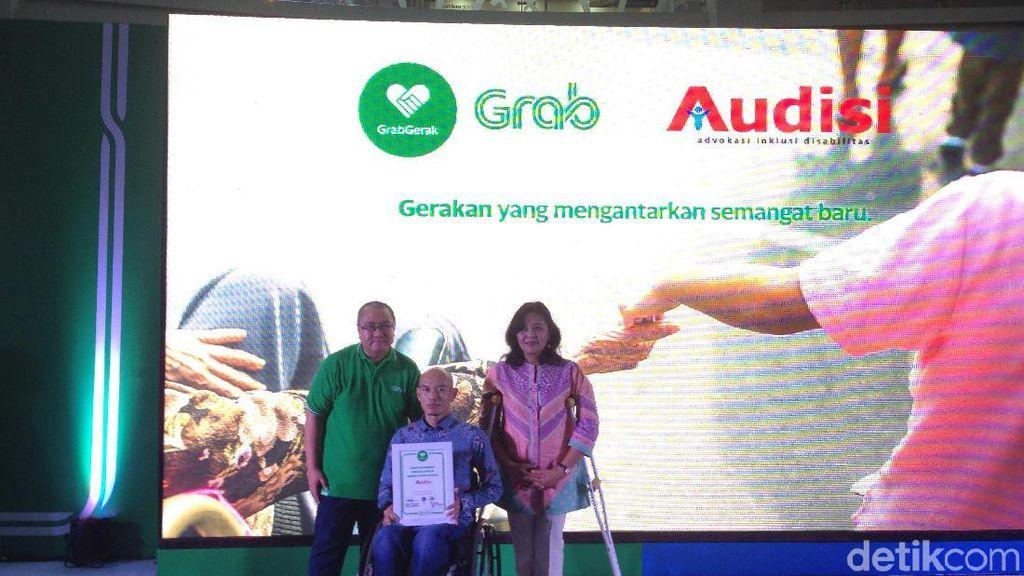GrabGerak, Layanan Transportasi Bagi Penyandang Disabilitas