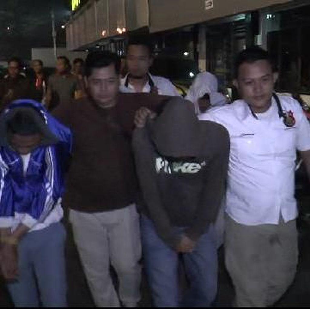 Komplotan Bandit Bercelurit di Depok Ternyata Masih ABG